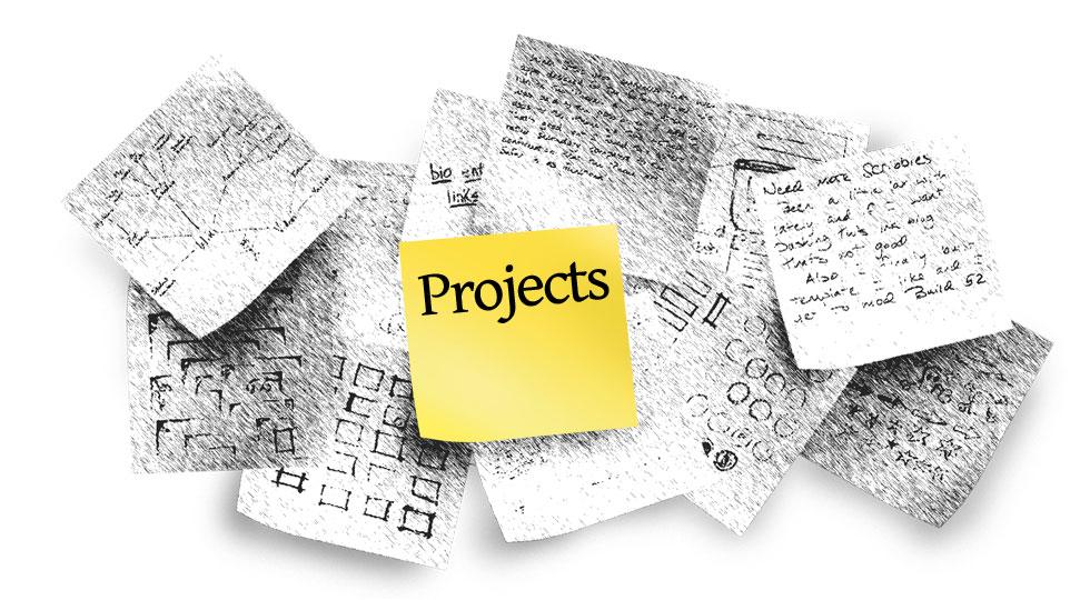 Законченные проекты