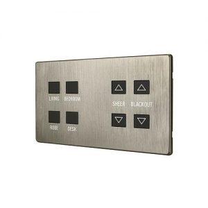 8 клавишная гостиничная панель