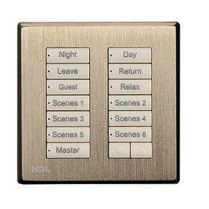 14-клавишная панель управления (EU)