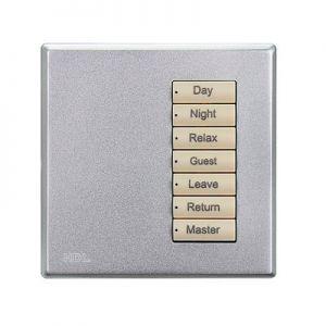 7-клавишная панель управления (EU)