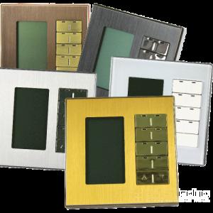 Внешняя металлическая рамка для панелей HDL. (EU / US стандарт)