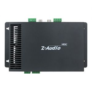 Z-Audio — аудиоусилитель 2х25W со встроенным медиа-клиентом