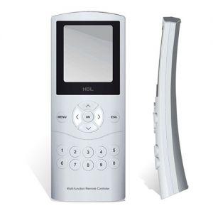 ИК+Wireless пульт ДУ с экраном. Встроенная функция ИК считывателя.